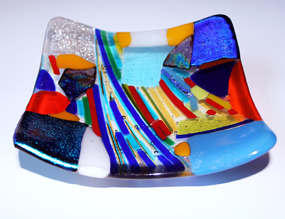 Glass Plate by Maddy Laudermilk