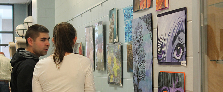 Art Showcase Spring